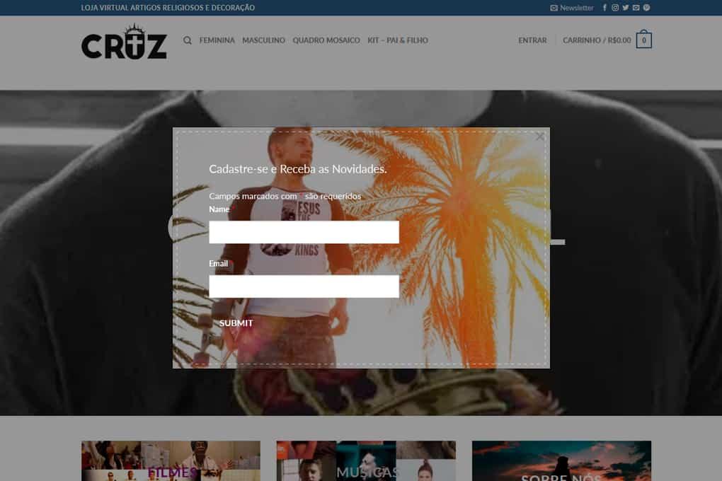 Portfólio de Sites e Loja Virtuais 4