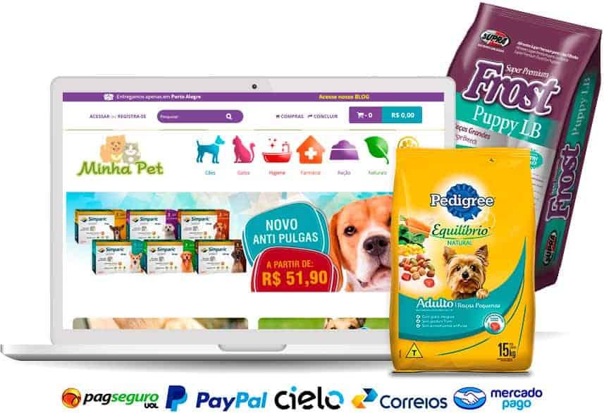 Criação de Loja Virtual, Criar E-Commerce ou Desenvolver 8