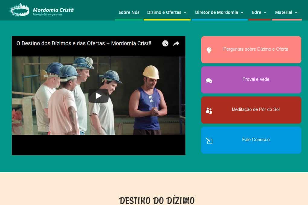 Portfólio de Sites e Loja Virtuais 21