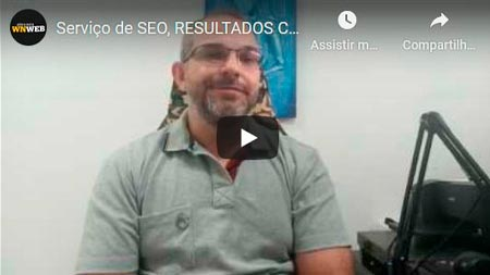 Otimização de sites SEO - Vídeo depoimento